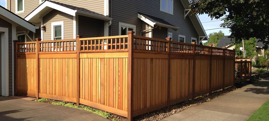 Portland Commercial Amp Residential Fencing Reliable Fence